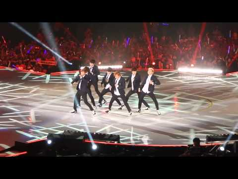 [HD | FANCAM] 140810 BTS - Boy in Luv @ KCON 2014 (Day 2)