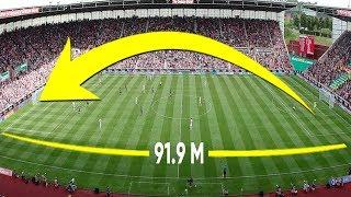 Top 10 BEST Longest Goals by Goalkeepers