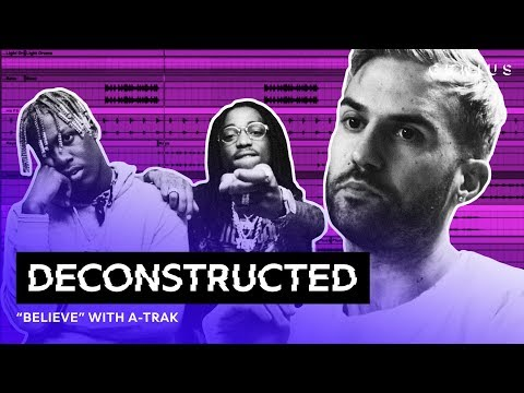 The Making Of A-Trak's