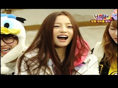Invincible Youth | 청춘불패 - Ep.19 : This week's guests - Shin Dong(SuperJunior), Noh Yoomin(NRG)