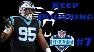 Derrick Brown, (Carolina Panthers Hype), Welcome to Carolina