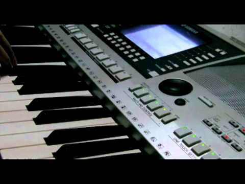 蕭敬騰-只能想念你-電子琴彈唱-Jun