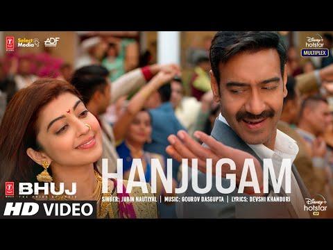 Video song 'Hanjugam' from Bhuj: The Pride of India ft. Ajay Devgn, Pranitha Subhash