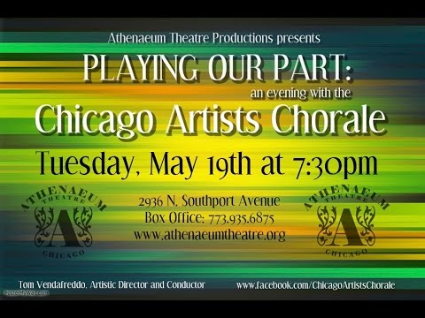 CHICAGO ARTISTS CHORALE   Small