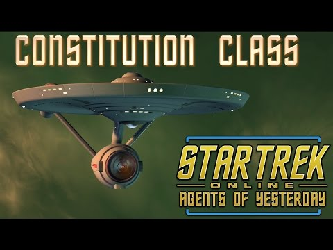 STO: Agents of Yesterday - new Constitution Class