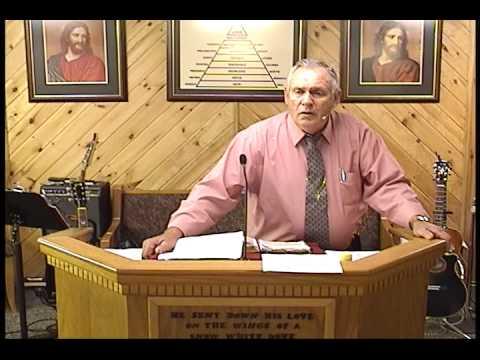 13-0807 - How Does God Predestinate Pt.7 (Chosen In Him) - Samuel Dale