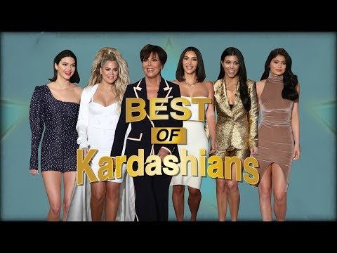 The Best of Kardashian Family on The Ellen Show