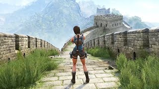 Tomb Raider 2 The Dagger Of Xian - FULL Gameplay Walkthrough DEMO (Nicobass' Remake) UG4
