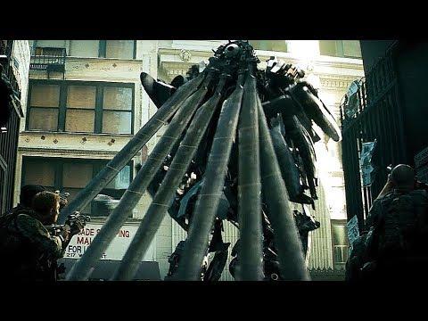 Blackout Death - Final Battle Scene - Transformers (2007) Movie Clip HD