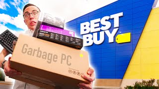 Building a Gaming PC...at Best Buy??