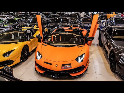 YIL Model Lamborghini Aventador SVJ Roadster – Sound, Interior and Exterior in Detail Teknik ve Özellikleri