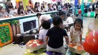 Fun indoor playground for kids and family |น้องน้ำพุเล่นสนามเด็กเล่นใน โรบินสันกำแพงเพชร