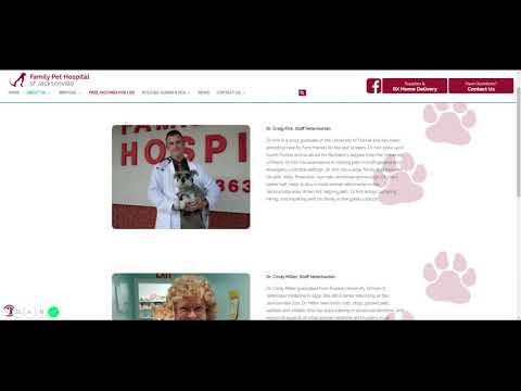 Family Pet Hospital of Jacksonville Full Service Veterinary Hospital 1