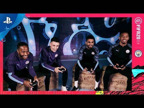 FIFA 20 | Man City - Volta Football Skills Challenge