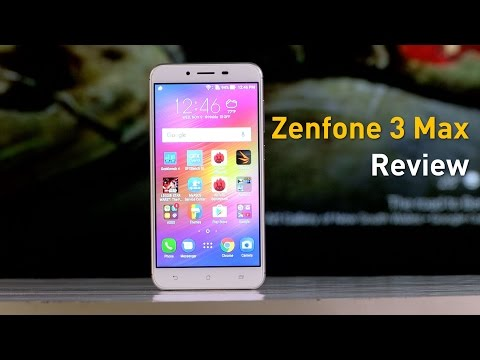 Asus Zenfone 3 Max Review  Digitin