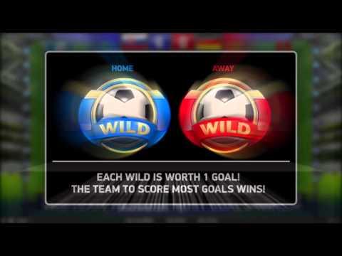 La nuova slot online 'Football: Champions Cup'