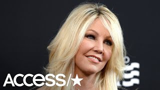 Heather Locklear Has Reportedly Been Placed On A Psychiatric Hold