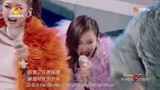 【Tỷ Tỷ SHOWTIME】 Mặc kệ đó là thứ âm nhạc gì   Trương Vũ Kỳ, Vương Lệ Khôn, Lý Tư Đan Ni