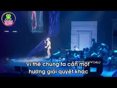 [EXO][엑소] Bị lạc giọng thì làm gì cho ngầu?