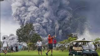Hawaii goes on RED ALERT for 'major eruption' of Kilauea volcano