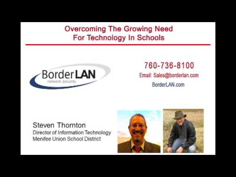 Overcoming the growing need for technology in schools