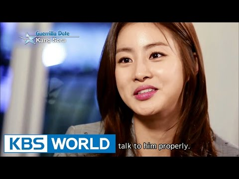 GuerrillaDate with Kang Sora (Entertainment Weekly / 2016.03.18)