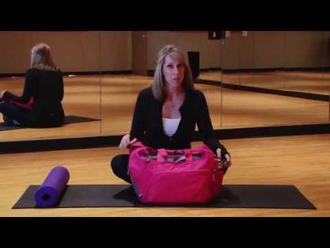 Apera Yoga Tote Demonstration
