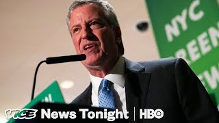 Bill De Blasio Is Running For President. New Yorkers Aren't Having It. (HBO)