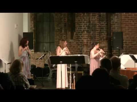 Areon Flutes - 2014 - Excerpt from Jeremy Haladyna Godpots (Ollas) from the Mayan Cycle