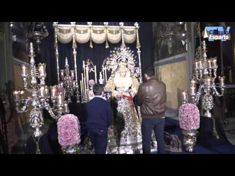 Besamanos de la Virgen de los Ángeles