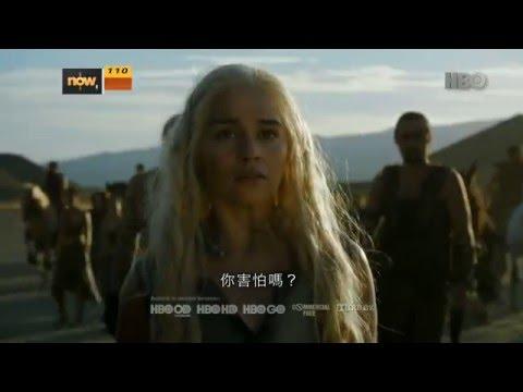 HBO原創劇集《權力遊戲 第六季》(Game of Thrones S6) 中文字幕預告