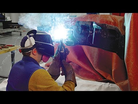 I-CAR – Aluminum GMA (MIG) Welding Course (WCA03)