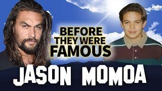 JASON MOMOA   Before They Were Famous   AQUAMAN