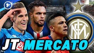 L'Inter Milan lance son assaut final | Journal du Mercato