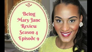 BET   Being Mary Jane Review Season 4 Episode 9