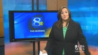 News anchor responds to critique of her weight