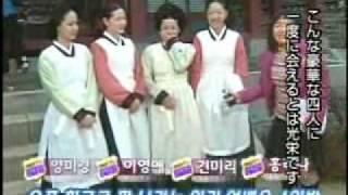 (韓国ドラマ)宮廷女官 チャングムの誓い(大長今) 撮影風景