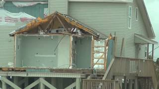 Mexico Beach, Florida Hurricane Damage 176 days later
