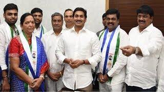 Ayyanna Patrudu Brother Sanyasi Patrudu Joins YSRCP..