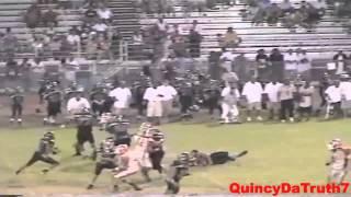 Antonio Brown High School Highlights || Miami Norland Vikings ||