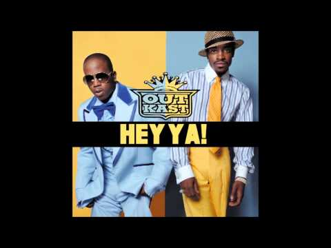 OutKast - Hey Ya! (Speed Up) [HD]