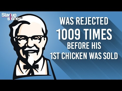 KFC Success Story | How KFC Became The Worlds Biggest Brand