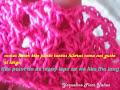 crochet baby panties