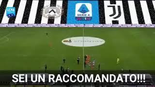 Udinese-Juventus, audio inediti