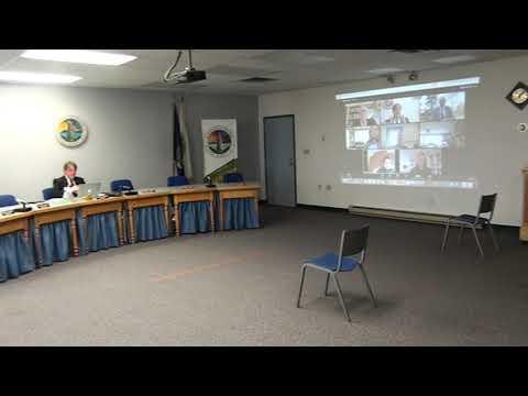Town of Plattsburgh Board Meeting  5-7-20