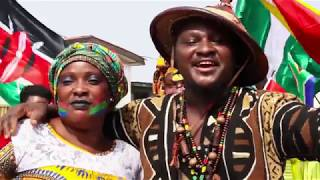 Bortier Okoe - Bortier Okoe - Mama Africa (Music video new released)