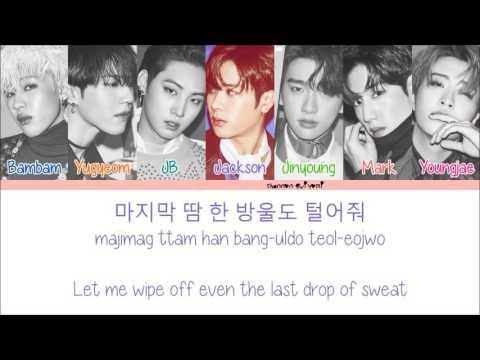 GOT7 - Go Higher Color Coded Lyrics (Han/Rom/Eng)