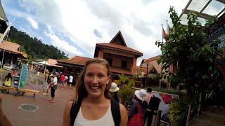 جولة مغربية في ماليزيا