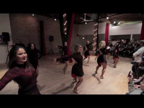 Ladies Bachata Styling Class - Latin Rhythms - Directed by Amy Tsai