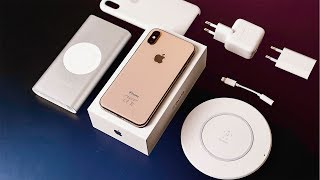 MEJORES ACCESORIOS para iPhone Xs / iPhone XS MAX / iPhone Xr